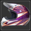 le prix pour une Peinture sur casque, moto, karting, jet ski, quad, etc...